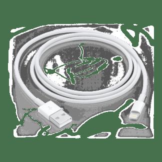 Кабель Apple USB - Lightning (MD818ZM/A) 1 м