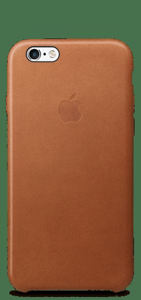 Силиконовый чехол для iPhone 6 / 6s - Бежевый