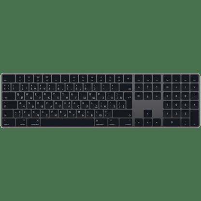 Клавиатура Magic Keyboard с цифровой панелью Silver
