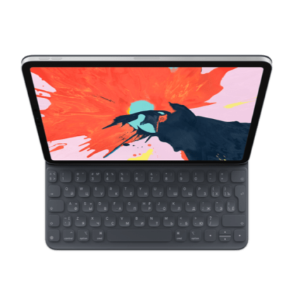 Клавиатура Smart Keyboard Folio для iPad Pro 11″ (2018), русская раскладка