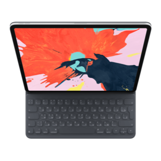 Клавиатура Smart Keyboard Folio для iPad Pro 12,9″ (2018), русская раскладка
