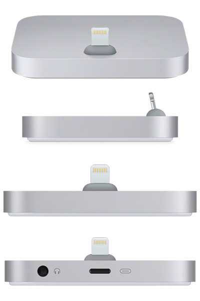 Док-станция для iPhone с разъёмом Lightning
