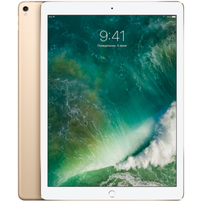 "iPad Pro 12,9"" 64Gb Wi-Fi + Cellular Золотой"
