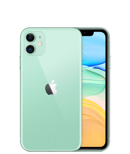 Смартфон Apple iPhone 11 64 ГБ Зеленый