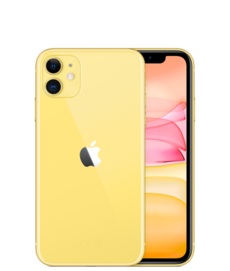 Смартфон Apple iPhone 11 128Gb Черный