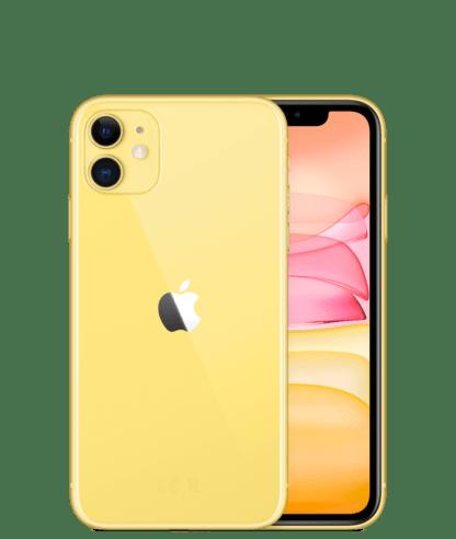 Смартфон Apple iPhone 11 64 ГБ Желтый