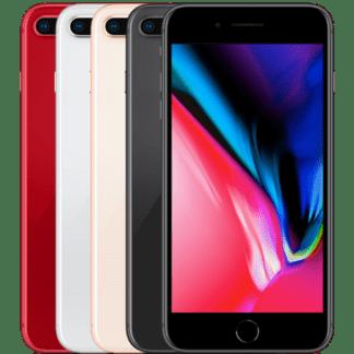 Смартфон Apple iPhone 8 Plus - Red, 256Gb