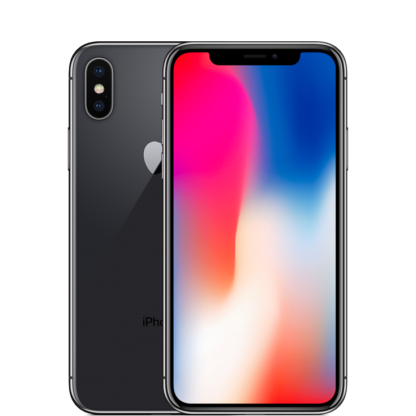 Смартфон Apple iPhone X 64 Гб «Серый космос»