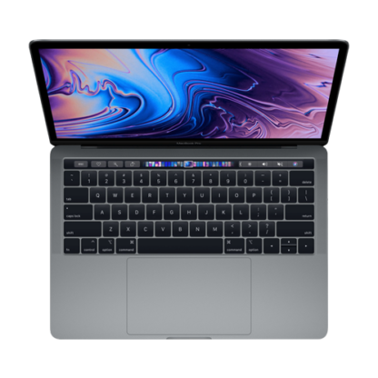 "Apple MacBook Pro 13"" QC i5 1,4 ГГц, 8Gb, 128Gb SSD, Iris Plus 645, Touch Bar, «Серый космос»"