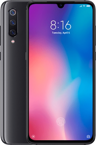 Xiaomi Mi9 Global Version - Черный, 128Gb
