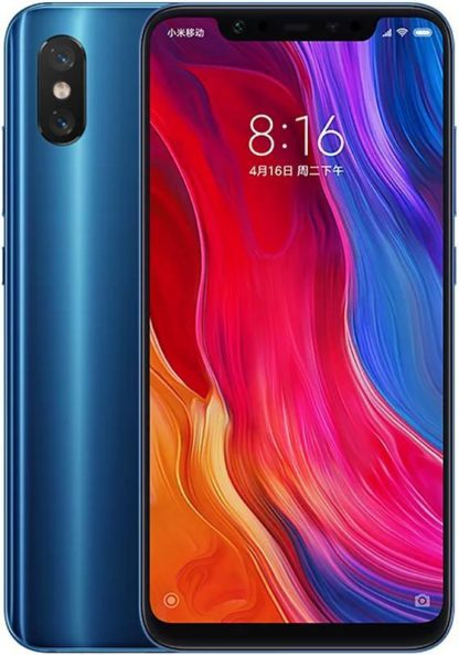 Xiaomi Mi8 Global Version - Белый, 128Gb
