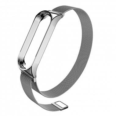 Сменный браслет Xiaomi Mi Band 4 Миланская петля с иглой
