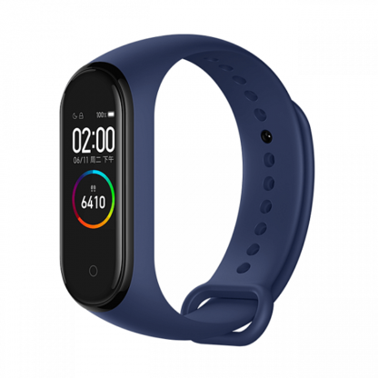 Фитнес-браслет Xiaomi Mi Band 4 Синий