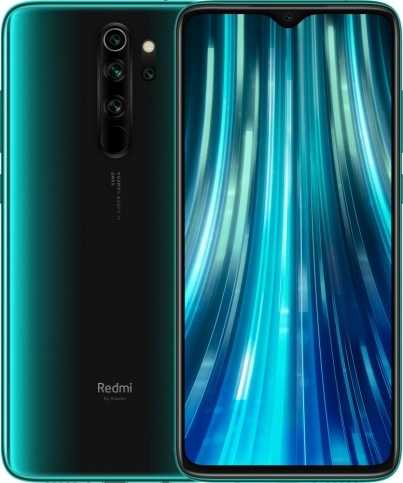 Xiaomi Redmi Note 8 Pro 64Gb Зеленый