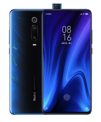 Xiaomi Mi 9T (Global Version) 64 Гб Черный