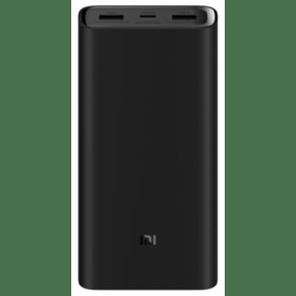 Xiaomi Mi Power Bank 3 Pro 20000 mAh Черный