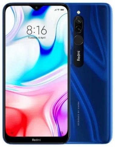 Xiaomi Redmi 8 64 Гб Синий