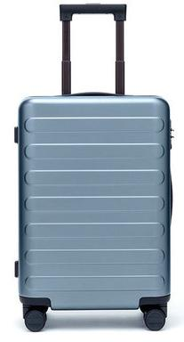 "Чемодан Xiaomi 90 Points Seven Bar Suitcase 24"" Голубой"