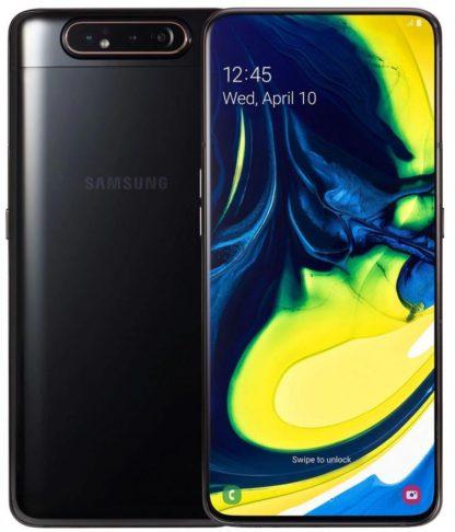 Samsung Galaxy A80 128 Гб Черный