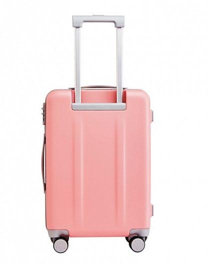 """Чемодан Xiaomi 90 Points Trolley Suitcase 28"""" Розовый"""