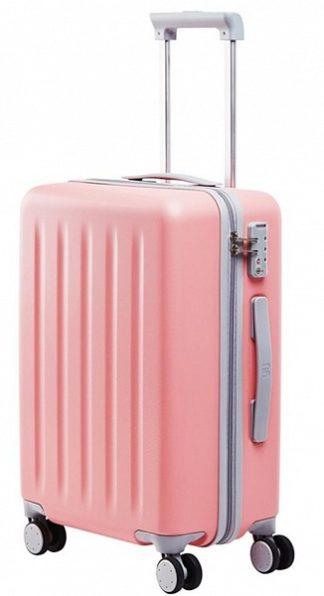 """Чемодан Xiaomi 90 Points Trolley Suitcase 24"""" Аквамарин"""