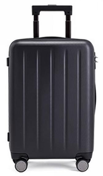 """Чемодан Xiaomi 90 Points Trolley Suitcase 26"""" Синий"""