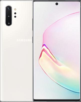 Samsung Note 10+ 256 Гб Черный