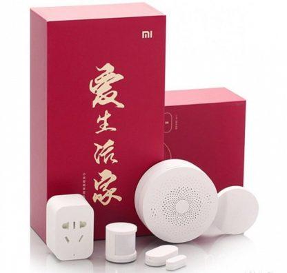 Набор датчиков для умного дома Smart Home Security Kit  (Для рынка Китая)