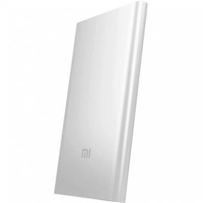 Power Bank Xiaomi (Mi) Slim 5000 mAh Silver