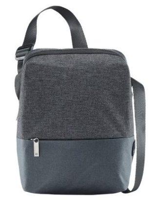 Сумка на плечо Xiaomi (Mi) 90 Points Basic Urban Shoulder Bag Темно-Серый