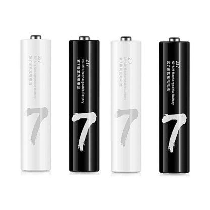 Аккумуляторные батарейки Xiaomi Zi7 AAA (4 шт.)