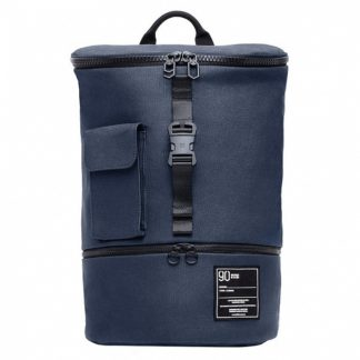 Рюкзак Xiaomi (Mi) 90 Points Chic Leisure Backpack 310*195*440mm  Синий