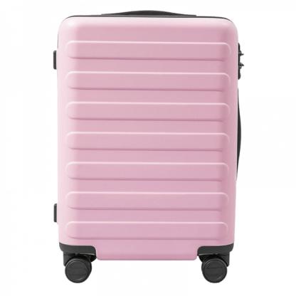 """Чемодан Xiaomi 90 Points Rhine Flower Suitcase 20"""" Розовый"""