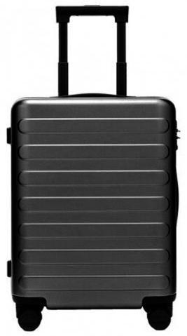 """Чемодан Xiaomi 90 Points Seven Bar Business Suitcase 28"""" Черный"""