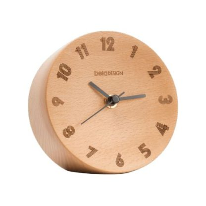 Настольные часы Xiaomi Beladesign Nordic Wooden Digital Clock