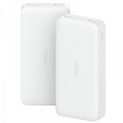 Redmi Power Bank Fast Charge 20000mAh Белый
