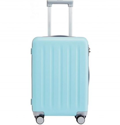 "Чемодан Xiaomi 90 Points Trolley Suitcase 28"" Аквамарин"