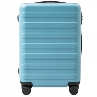 "Чемодан Xiaomi 90 Points Rhine Flower Suitcase 20"" Голубой"