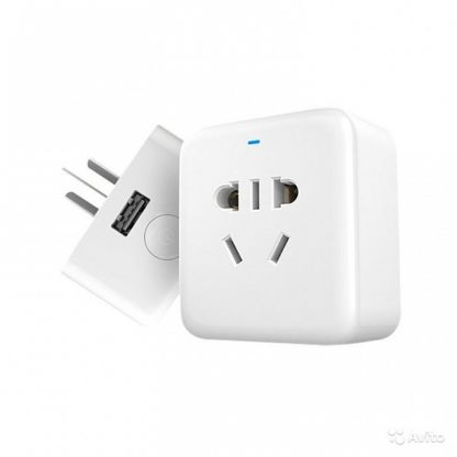 Умная Wi-Fi розетка Xiaomi Mi Smart Power Plug