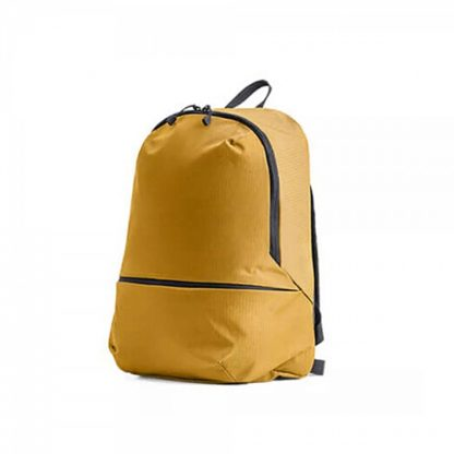 Рюкзак Xiaomi Zanija Lightweight Small Backpack 11L Желтый
