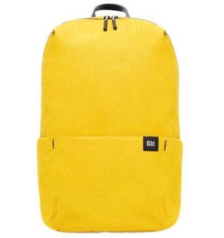 Рюкзак Xiaomi Mini Backpack 10L Цвет: Желтый