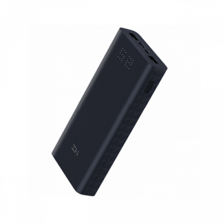 Power Bank Xiaomi Mi ZMI Aura 20000 mAh Черный