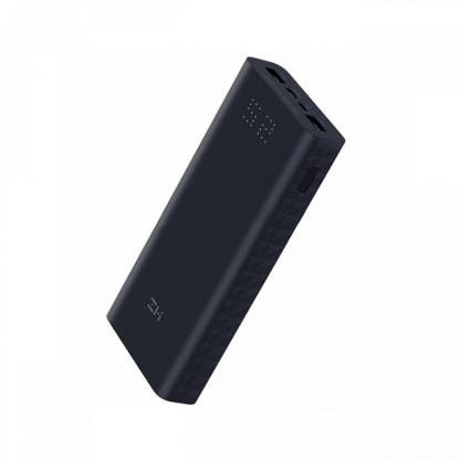 Power Bank Xiaomi Mi ZMI Aura 20000 mAh Черный
