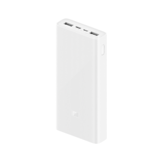 Xiaomi Power Bank 3 20000 mAh Белый