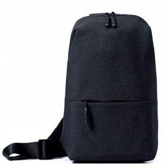 Рюкзак Xiaomi Urban Leisure Chest Pack Черный