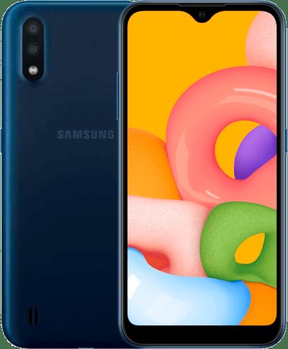 Samsung Galaxy A01 16 Гб Синий