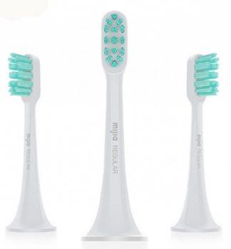 Сменные насадки для зубной щетки Xiaomi Mijia Smart Sonic Electric Toothbrush MINI (3 шт)