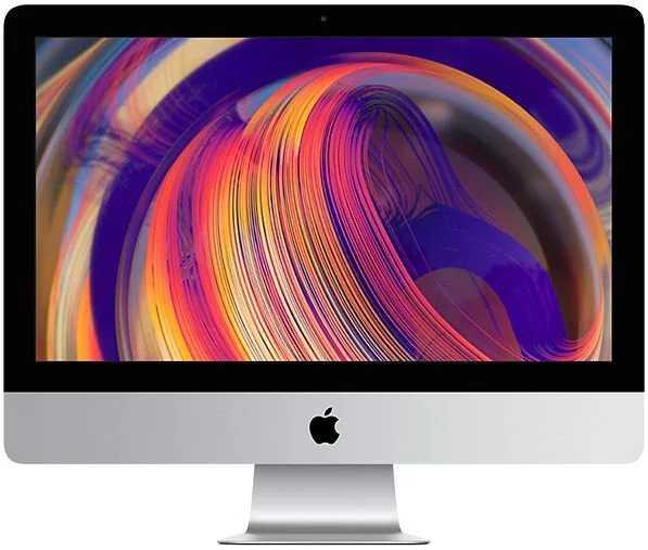 """Apple iMac 21,5"""" 4 Core i3 3,6 ГГц, 8Gb, 1Tb, RPro 555X"""
