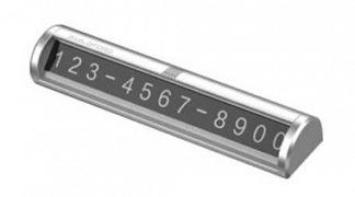 Временная карта парковки Xiaomi UILDFORD  Черный
