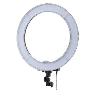 Кольцевая лампа для фото и видеосъемки LED для смартфона со штативом
